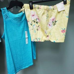 🆕️ SO tank & shorts